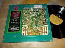 Nonesuch H-71185 stereo Nm HAYDN Violin Concerto NELL GOTKOVSKY/LOUIS AURIACOMBE