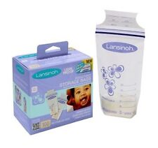 BPA Free Lansinoh Breast Milk/ Breastmilk Storage  6 oz- 1 box 100 PCS x Avent