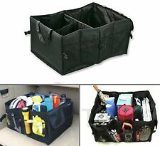 Zone Tech Multipurpose Cargo Trunk  Organizer Storage Car Console Collapsible