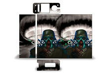 Skin Wrap for Smok X Cube 2 160 Watt BOX Decal Sticker Skins Accessory ZOMBIE