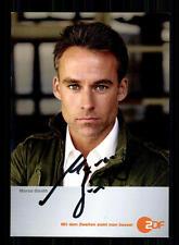 Marco Girnth ZDF Autogrammkarte Original Signiert # BC 84130