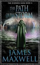 PATH OF THE STORM - JAMES MAXWELL (PAPERBACK) NEW