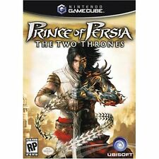 Prince Of Persia Two Thrones Nintendo Gamecube Game Complete