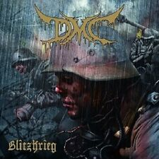 "DMC ""Blitzkrieg"" CD [OLD SCHOOL DEATH METAL FROM CZECH REPUBLIC]"