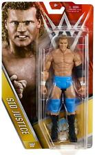 SID JUSTICE BASIC 63 WWE MATTEL ACTION FIGURE TOY (BRAND NEW) - IN STOCK- MINT