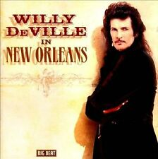 In New Orleans by Willy DeVille (CD, Mar-2012, Big Beat)