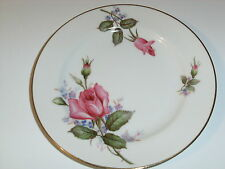 SANGO CHINA  PINK ROSE LINDA BREAD & BUTTER PLATE 7.5""