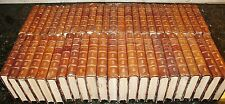 1st edition Waverly Novels by Sir Walter Scott (1830-1833) 47 vol. set