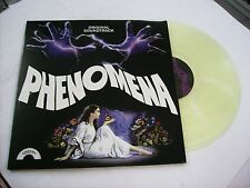 O.S.T. - PHENOMENA - LP REISSUE CLEAR VINYL BRAND NEW 2014 - GOBLIN