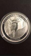 1 oz 999 Silver Coin 2014 Kookaburra