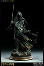 SIDESHOW LORD OF THE RING RINGWRAITH NZGUL POLYSTONE STATUE #102 - RARE!