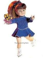 Pleasant Company American Girl SKATING STAR OUTFIT & GREAT SKATES GEAR SET - MIB