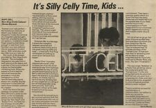 28/11/81PGN37 LP REVIEW & PICTURE, SOFT CELL : NON STOP EROTIC CABARET