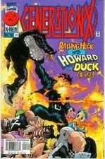 Generation X # 21 (Chris Bachalo, Guest: Howard the Duck) (Estados Unidos, 1996)