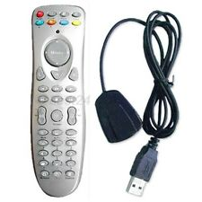 Wireless PC Remote Control Controller USB IR Receiver