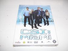 CSI Miami  Seizoen / Season één 1 one 1.13 - 1.24 * DVD BOX NEW *