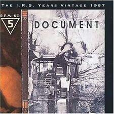 R.E.M. Document (1987; 11 tracks) [CD]