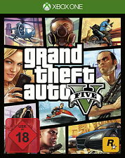 GTA Grand Theft Auto V Five 5 für Microsoft Xbox One