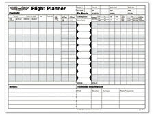 ASA Flight Planner Pad - Flight Training & Cross-Country Pilots! - ASA-FP-3 NEW!