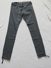 C.R.A.F.T. Womens Jeans, Exil Twill Gray, European Size 27 BNWT CRAFT