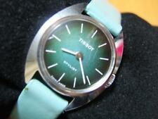 NOS 1970'S TISSOT STYLIST MANUAL LADIES WATCH              #3950