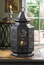 LARGE MORROCAN STYLE TABLE LAMP LANTERN
