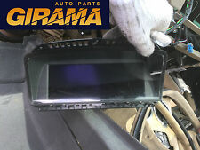 BMW 7 E65 E66 2005 SAT NAV TV CONTROL SCREEN DISPLAY MONITOR LCD 65.82-6 986 301