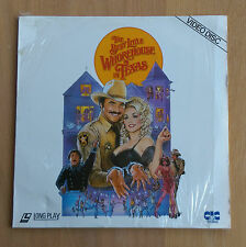 The Best Little Whorehouse in Texas (1982) Laserdisc - CIC LVG1072 - Near Mint