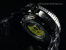 Invicta Stealth Triple Black Combat Grand Diver 2 Automatic 3D Case & Dial Watch