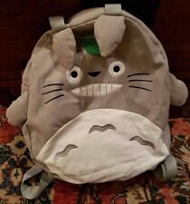 New! My neighbor Totoro Backpack Bag Anime schoolbag