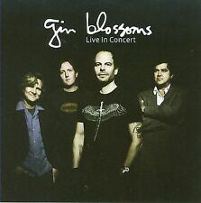 Live in Concert by Gin Blossoms (CD, May-2011, Cleopatra) Hey Jealousy