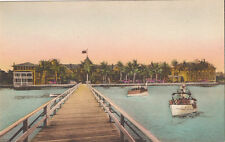 Old postcard Fort Myers, FL, Hotel Royal Palm