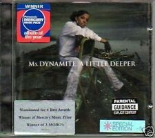 (35F) Ms. Dynamite, A Little Deeper - 2002 Sp Ed CD