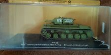 Altaya KV-1E 109th Armoured Division 43rd Army Briansk (USSR) 1941 Tank New