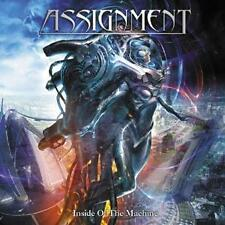 Assignment    inside of the machine      CD   2013