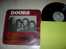 DOORS L.A.Woman *YUGOSLAWIA ORIGINAL PERGAMENT PRESSING*