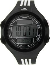 Adidas Men's Questra ADP6081 Black Silicone Quartz Watch