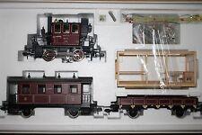 Märklin 54103 Zug-Set mit Dampflok Baureihe 98 und Festzug Spur 1 OVP