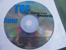 Top Tunes TTTP-11 Karaoke CDG ( Rock, Pop, Country)