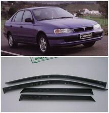For Toyota Carina E Sd 1992-1997 Side Window Visors Rain Guard Vent Deflectors