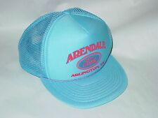 Collectible 70's Arendale Ford Arlington Tx Ball Farmers Truckers Cap Hat Auto