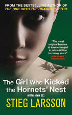 The Girl Who Kicked the Hornets' Nest by Stieg Larsson (Paperback, 2010)