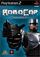 Used PS2 ROBOCOP ~ A New crisis - Import Japan