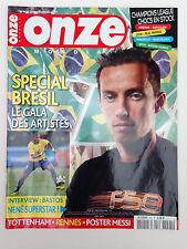 ONZE MONDIAL N°265 FEVRIER 2011 SPECIAL BRESIL // NENE SUPERSTAR