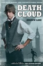 Death Cloud (Young Sherlock Holmes)-ExLibrary