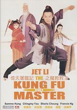 The Kung Fu Cult Master (1993) DVD [Region Free] English Subs Remastered Jet Li
