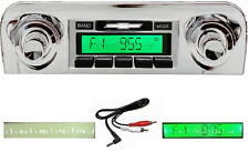 1959-1960 Chevy Radio Impala & Bel Air --  Free AUX Cable   Stereo 230 **
