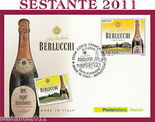 ITALIA MAXIMUM MAXI CARD 2010 MADE IN ITALY BERLUCCHI A222