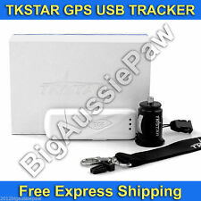 GPS TRACKER TRACKING CAR VEHICLE MINI GSM DEVICE GPRS REALTIME SYSTEM USB