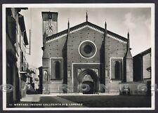PAVIA MORTARA 38 Cartolina FOTOGRAFICA 1935